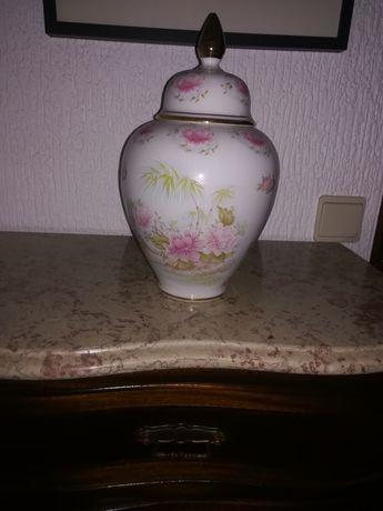 Pote porcelana Limoges
