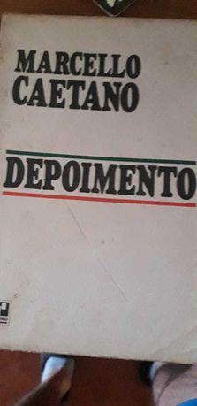 «Depoimento» de Marcelo Caetano