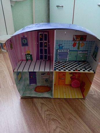 Детский домик, мебель