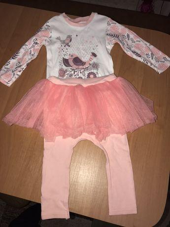 Вещи для девочки,костюм,кофта,боди Кира,юбка с фатина