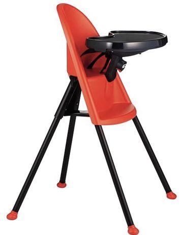 BABYBJORN High Chair - krzesełko do karmienia, czerwone