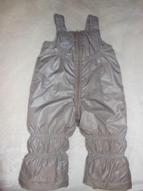 Wójcik kombinezon spodnie zimowe