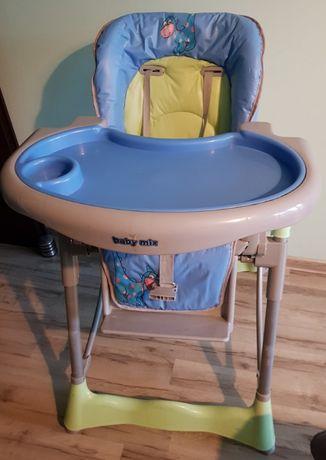 Krzesełko do karmienia BABYMIX