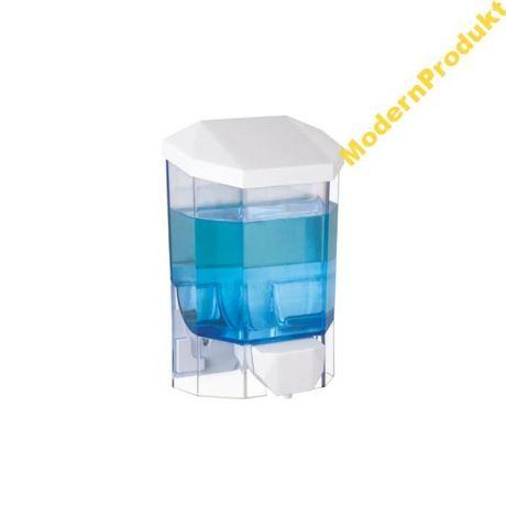 Dozownik do mydła w płynie i płynów do dezynfekcji 500 ML