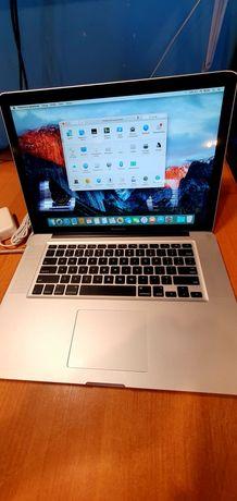Laptop MacBook Pro C2D nvidia 9400 3gb ram 480gd ssd