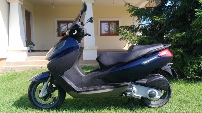 Piaggio X7, rok 2008