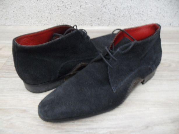 Ботинки мужские Giorgio platinum.