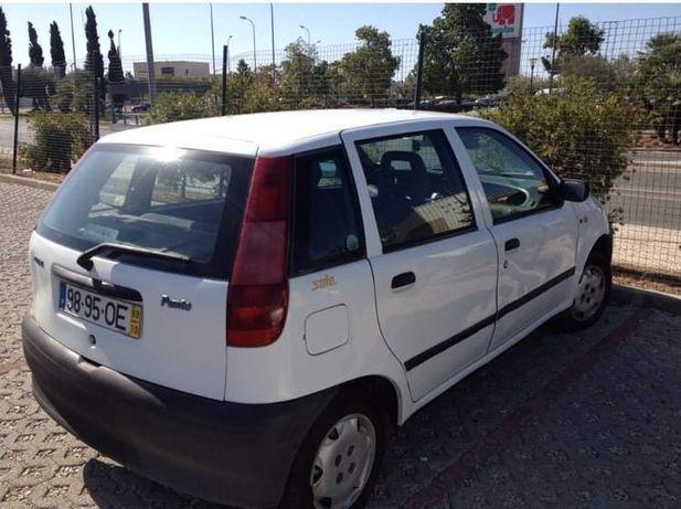 Fiat Punto 55, ano 99