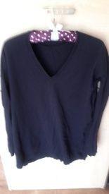 Sweter Zara rozm. S/M bawełna