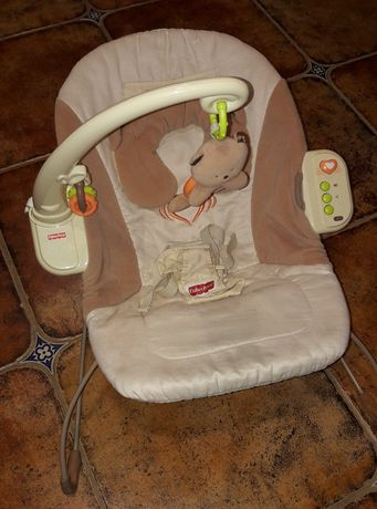 Bujaczek Fisher Price do 8 kg