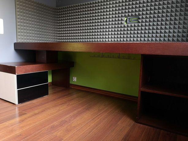 Bardzo duże biurko robione na zamówienie
