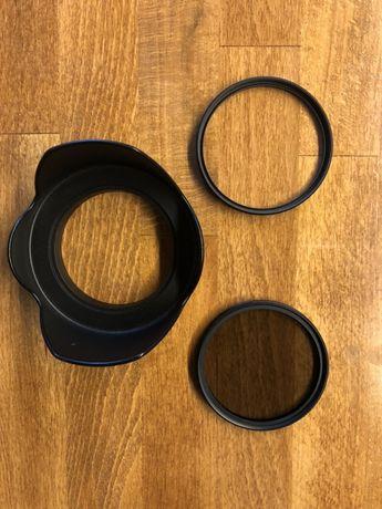 Canon eos 1200d + dwa filtry o wartości 150 zł