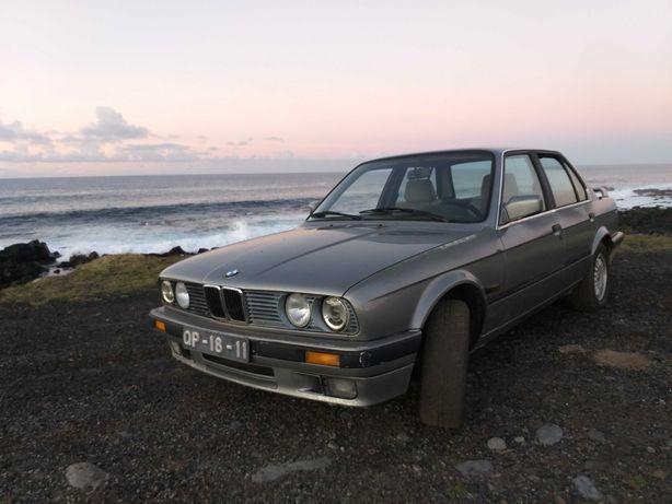 BMW E30 316 Fase 2