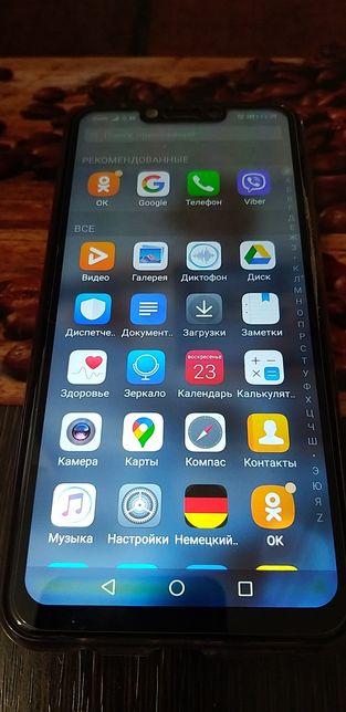 Телефон Huawey p smart plus nova 3i 4/64