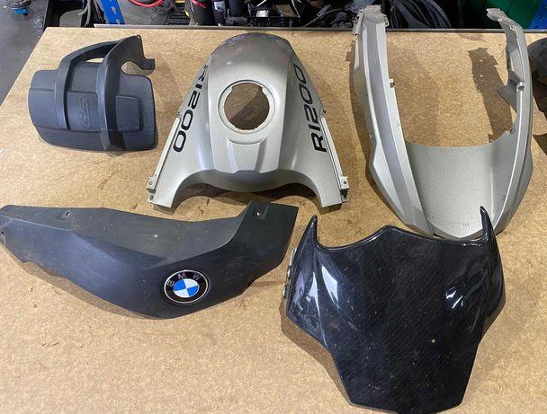 Peças (ver lista descrição) BMW R 1200 GS A 2009 Adventure