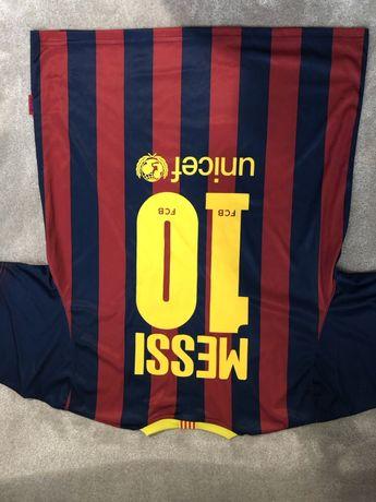 T shirt koszulka Quatar Messi FCB