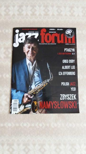 Jazz Forum magazyn muzyczny wrzesień 9/2016 stan idealny