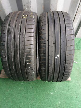 Opony Michelin Pilot Sport 255/45/18