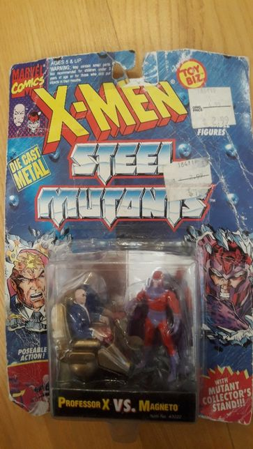 Marvel-Steel Mutants X-Men Professor X/Magneto (Люди Икс) Марвел 1994