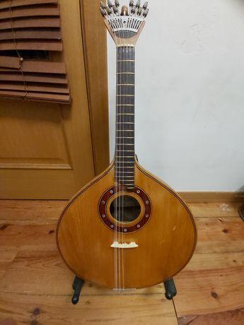 Guitarra de Lisboa Luthier de 1945