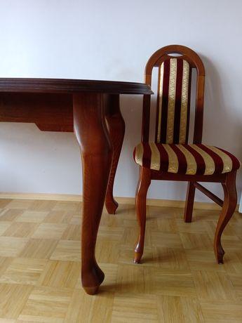 Stół i 6 krzesel