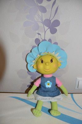 Кукла Фифи незабудка