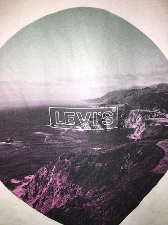 Мужская футболка Levis Relaxed Graphic Tee(XXL)