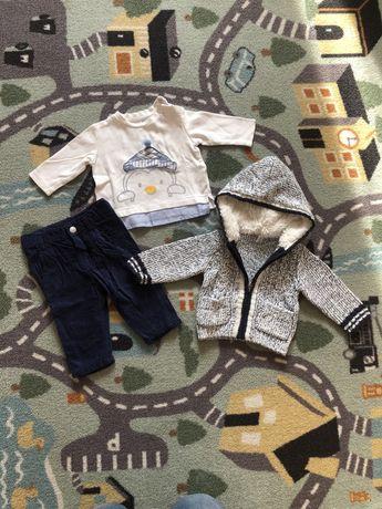 Набір для хлопчика 62см idexe / костюм / штани кофта светрик