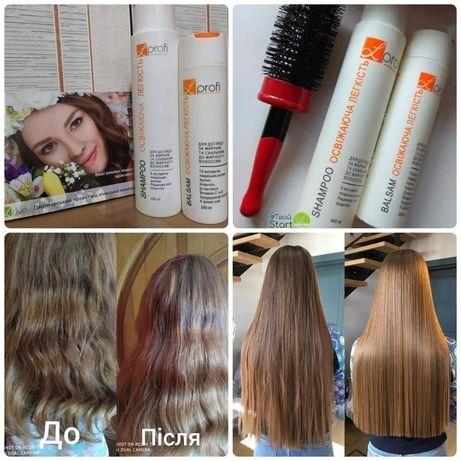 Якісні шампуні для волосся