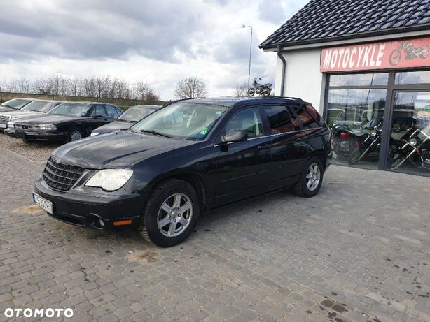 Chrysler Pacifica 2007 R 4,0 Gaz Skora Xenon Bardzo Ladny Zadbany Zarej w PL /Zamiana