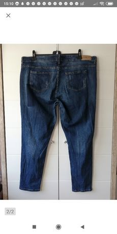 Spodnie jeansy