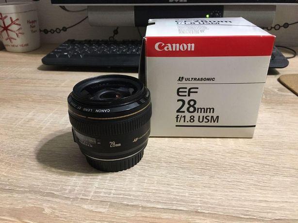 Canon 28 mm f/1.8 EF USM
