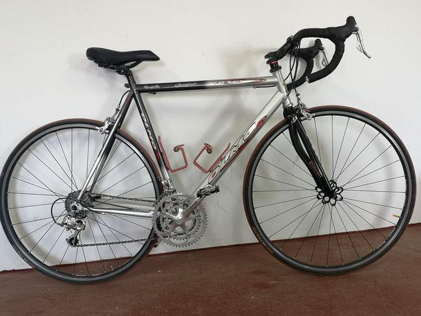 OLMO хромолевий шосейний велосипед, шосер, шоссейник