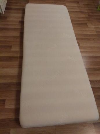 Materac piankowy 200 x 80 x 10