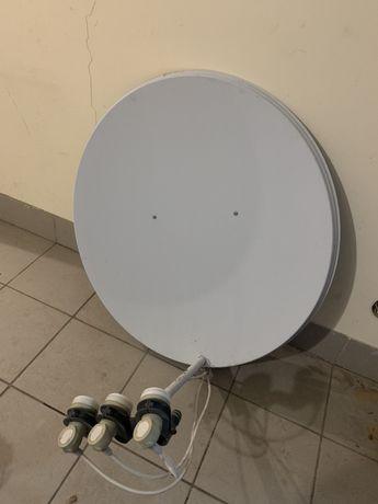 Спутниковая трелка