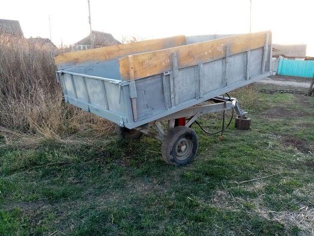 Прицеп для трактора самосвал