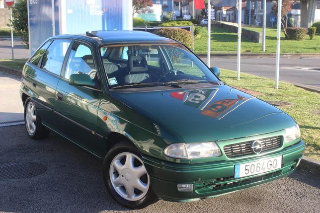 Carro: Opel Astra 1.4