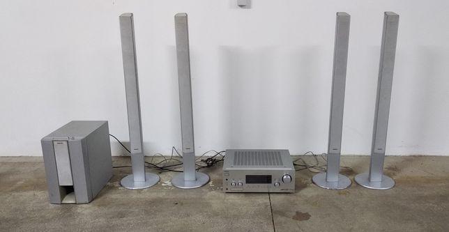 Sistema de som Sony QS hi-fi STR-DB790