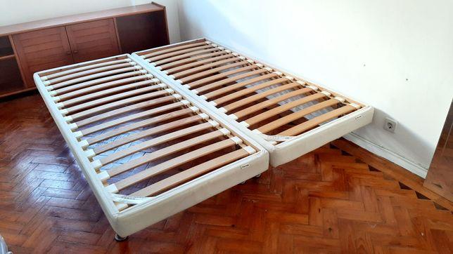 Sommiers,cama Ikea Sultan