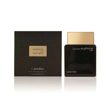 Элитные духи Calvin Klein Euphoria Liquid Gold Men, парфюм