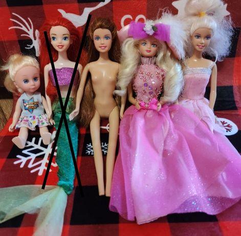 Набор кукол Барби шарнирных
