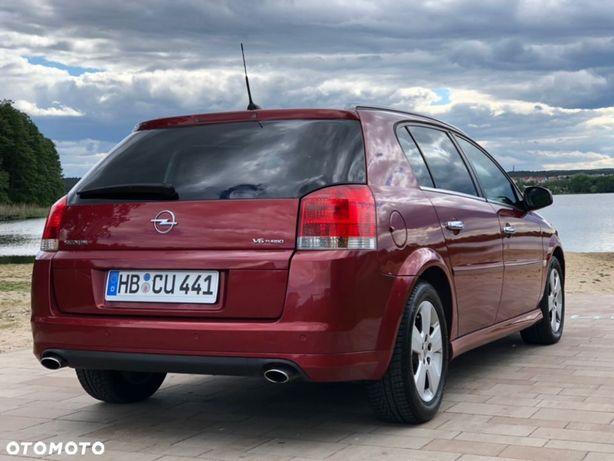 Opel Signum 2.8 benzyna Po opłatach zapłacona akcyza