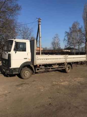 Вантажні перевезення Грузоперевозки, до 5 тонн. МАЗ бортовой.