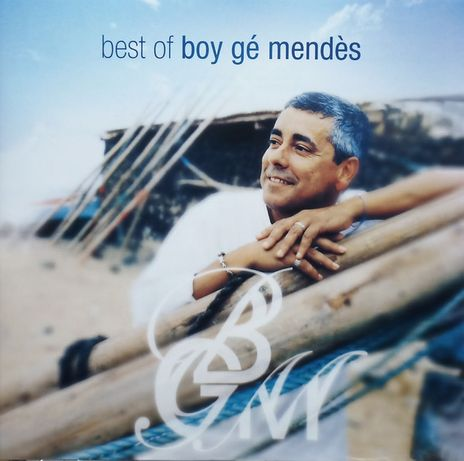 cd Boy Ge Mendes – Best Of - cabo verde música africana África