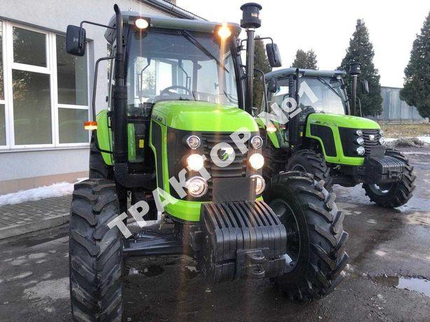 Новий Трактор Zoomlion RC 1104 Зумлайн 110 кс в наявності Акція