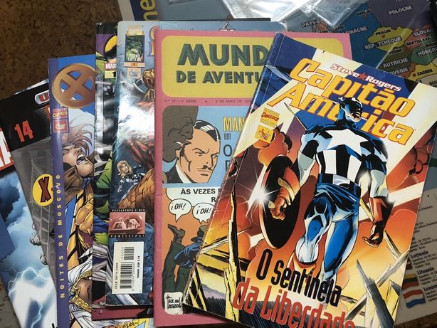 Vendo comics