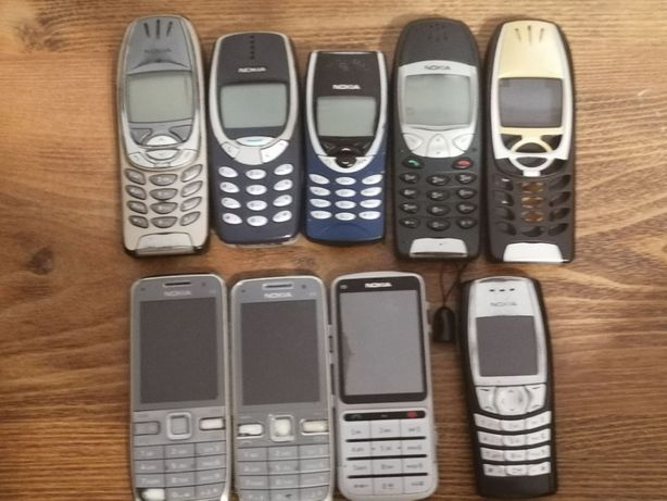 Nokia nokie E52 6310 i N95 3310 Duza ilosc Akcesori