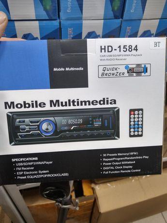 Radio samochodowe Bluetooth usb aux
