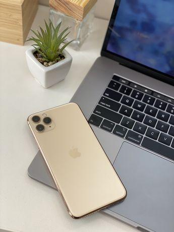 Apple iPhone 11 Pro Max 64GB Gold. Neverlock. Б/у