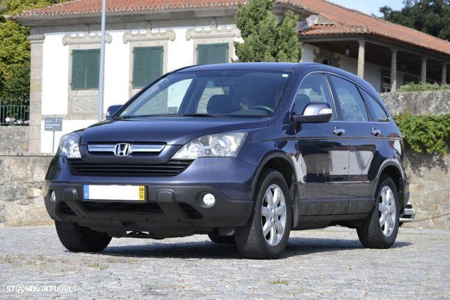 Honda CR-V 2.2 i-CTDi Sport